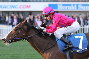 WFA the key for Miss Rose