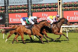 Raffles Pegasus breaks maiden with listed win
