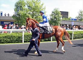 Star Witness on track for July Cup