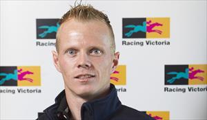 Determined Boyd books racetrack return