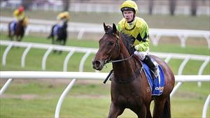 Third-time lucky for apprentice