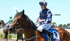 Video: Shoemark rides learning curve