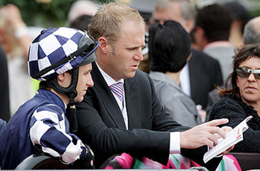 Racing Victoria Blog: Danny O'Brien